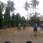 Volleyballspiel