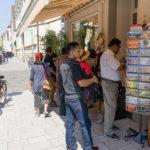 Besuch des eine Welt Ladens in der Kirchstraße