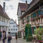 In der Nürtinger Altstadt