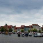 Marktplatz in Erfurt