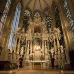 Erfurter Dom mit Altar