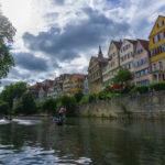 In Tübingen