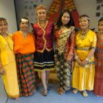 Indonesische Trachten