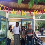 Besuch der Kindertagesstätte in Leinfelden-Echterdingen